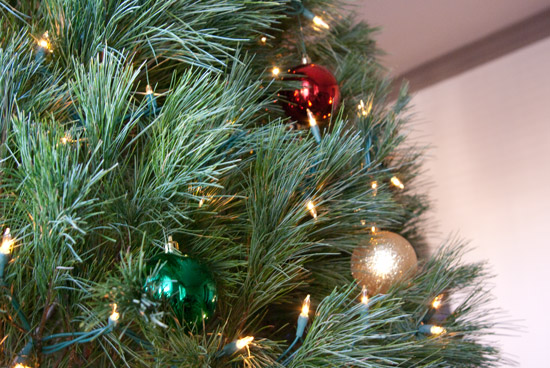 white pine - White Pine Christmas Tree